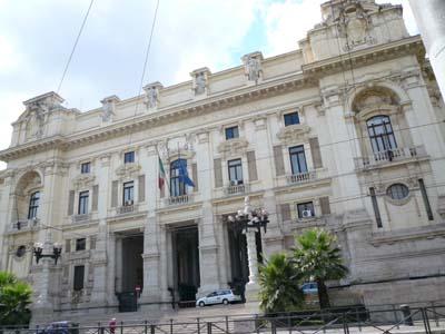 il ministero della pubblica istruzione. Roma